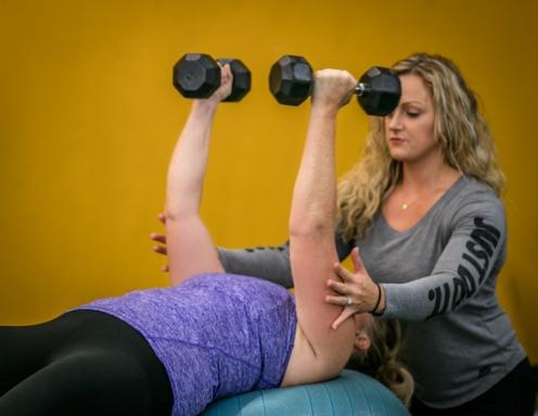 Core & Weight Training